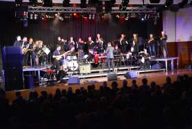 Big Band Project mit Count Basic - Foto 2 ·