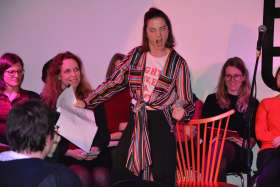 V-Day - The Vagina Monologues - Foto 5 ·