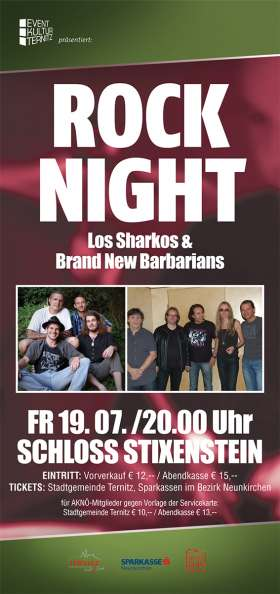 Bild zu Rock Night