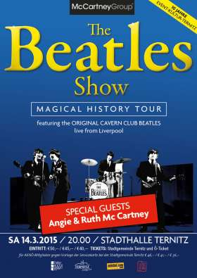 Bild zu The Beatles Show - Magical History Tour